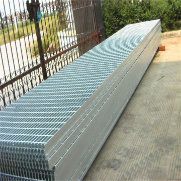 1x5.8m Open End Galvanzied Steel Grating