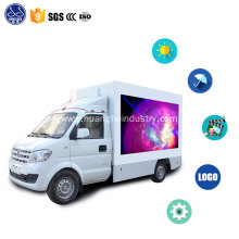 Hot sale for Mobile Digital Advertising Truck high quality mobile stage truck export to South Korea Factory