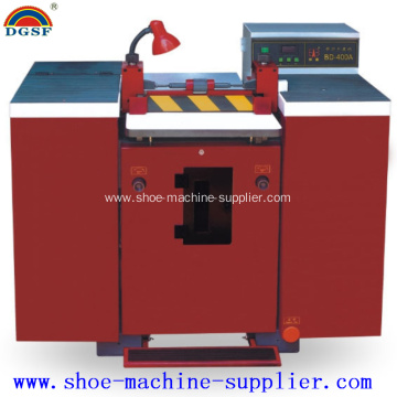 High Quality Industrial Factory for Leather Folding Machine Plc Band Knife Splitting Machine BD-400A export to France Supplier