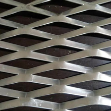 Heavy Duty Galvanized Expanded Metal Mesh For Protecting
