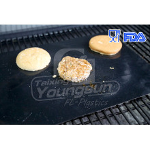 Hot sale for BBQ Grilling Basket Reusable, dishwasher safe, non-stick PTFE BBQ Grill Mats supply to India Importers
