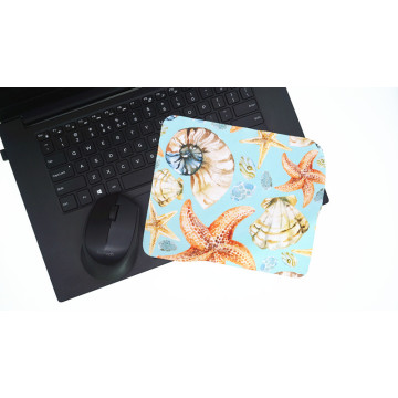 microfiber custom multi-function mouse pad cloth