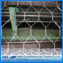 Hexagonal woven Wire Mesh Galvanized Gabion Box