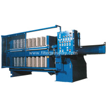oil filter press 500 liters per hour