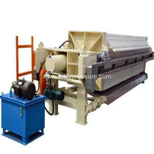 Coal Slurry Dryer Cast Iron Filter Press