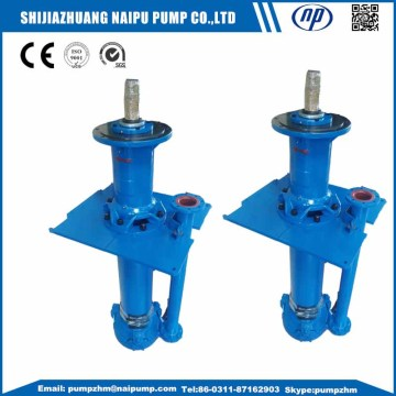 65QV-SP vertical sump pump for alluminum plant