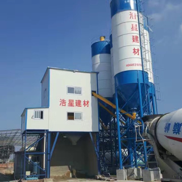 Commercial high performance concrete batching plant
