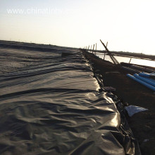 0.75mm HDPE geomembrane as fish pond liner