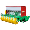 No till seed fertilizing drilling pasture planter