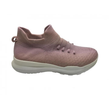 Pink Comfortable Casual Shoes For Women