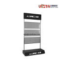 Store Fixtures Pegboard Metal Display Stand