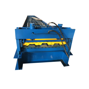 Automatic Metal Floor Deck Cold Roll Forming Machine