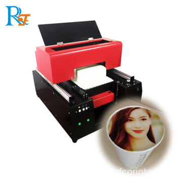 automatic selfie coffee printer machine