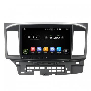 Carru GPS 10.1 Inch Car Multimedia Per LANCER MITSUBISHI