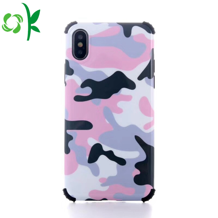 Camouflage Design Pc Mobile Phone Case