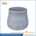 Alloy aluminum seamless reducer buttweld reducer