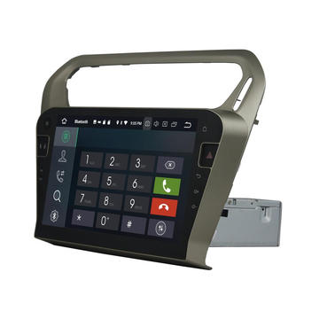 Car Multimedia Navigation System ya PG301 2013-2016