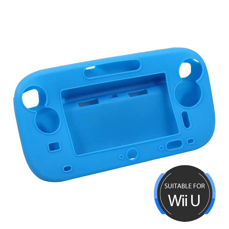 Wiiu Silicon Case