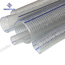 Food Grade PVC Steel Wire Reinforced Hose Pipe