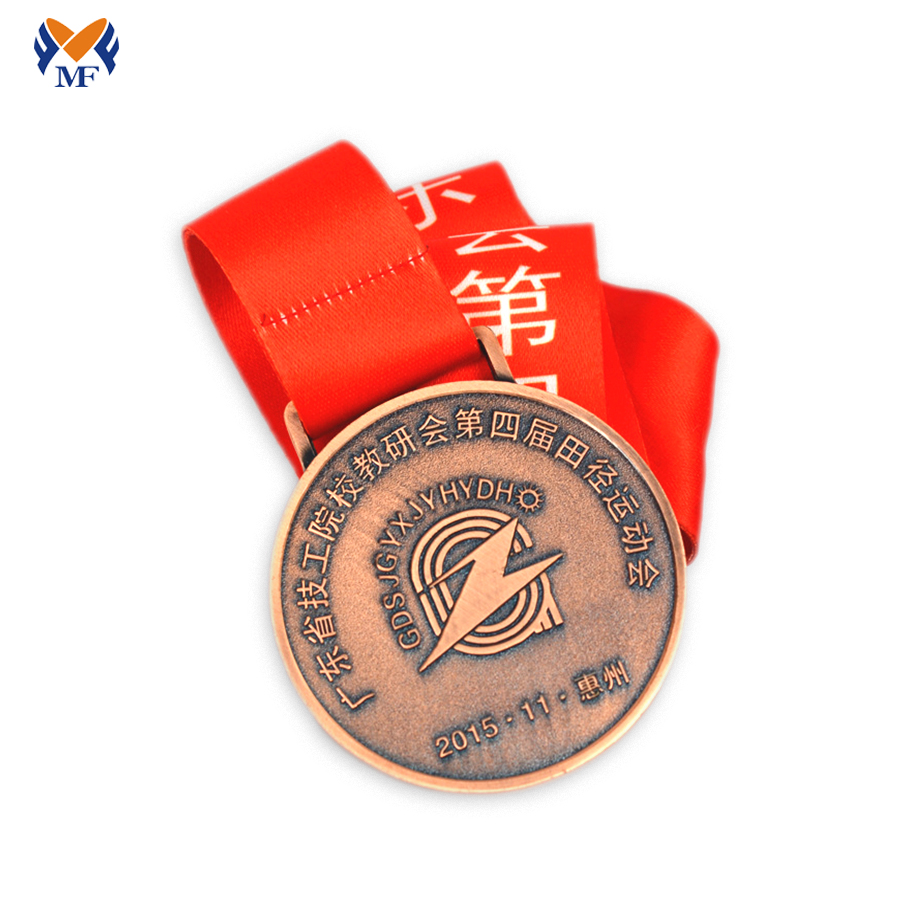 Copper Medal Design