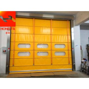 High Quality PVC Stacking High Speed Door