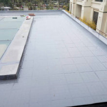 Concrete flat roof waterproofing products