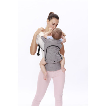 Adjustable Front And Back Baby Carrier
