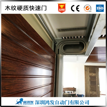 Spiral Fast Roller Shutter Security Door