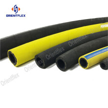 blue cloth impression high pressure air line hose