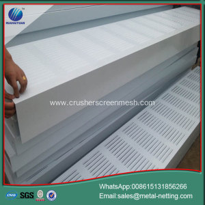 highway noise barrier metal with PC panel noise barrier