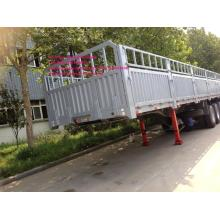 Side Wall Semi Trailer   30-60Tons
