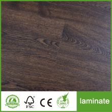 Europe style for Laminate Flooring Installation 1218 x 196 mm black laminate flooring export to United States Supplier
