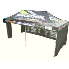 Custom Canopy with Unlimited Full Color Print