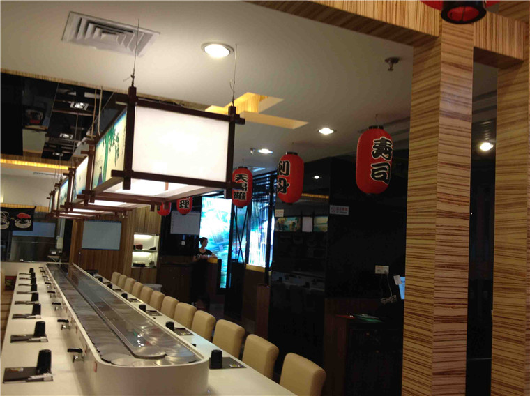 Sushi Food Conveyor Belt