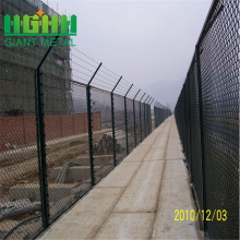 Diamond Wire Mesh Chain Link Fence