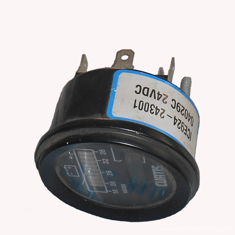 Voltmeter 5003468 for loader spare parts
