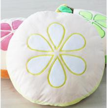 Wholesale Hot Selling Soft Lemon Pillow