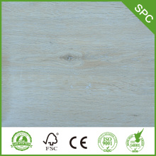 Professional China for 6.0/0.3mm SPC Flooring 6mm Stone plastic composite tile supply to Russian Federation Suppliers