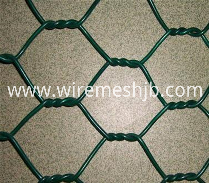 PVC Coated Chicken Netting
