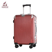ABS shell trolley suitcase luggage for travel