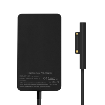 65W15V4A Microsoft Surface pro 3/4/5 USB Charger