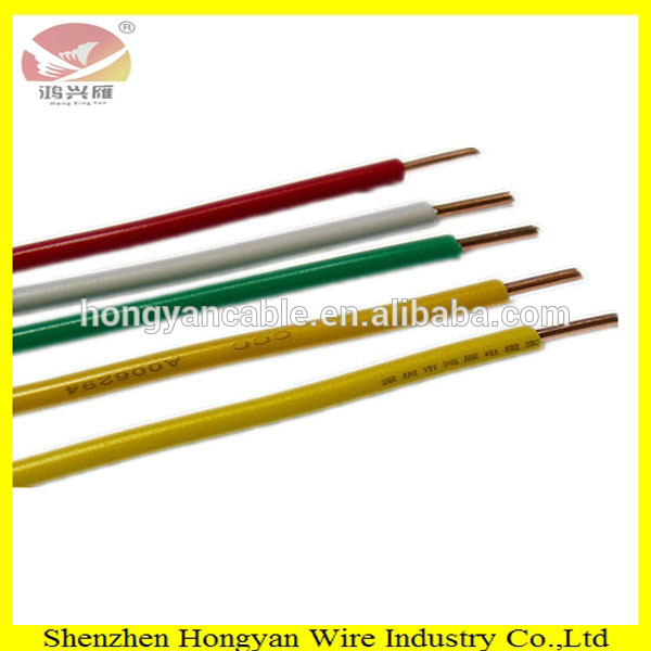 PVC Insulated flexible electrical cable wire per roll 100meter