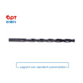 Coolant deep hole drills