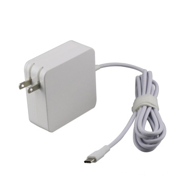 Fast charge plug adapter 45w type-c charger