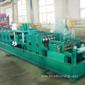 Easy operation c type thickness 3.0mm forward roll forming machine