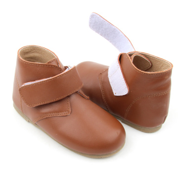 Genuine Leather New Baby Shoes Soft Baby Boots