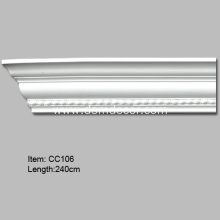 Polyurethane Rope Crown Molding
