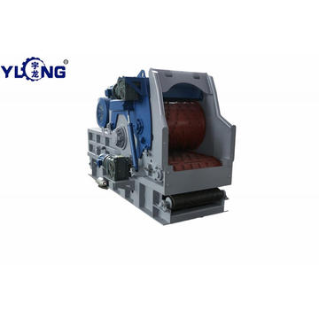 Yulong wood chipper machine price