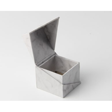 Cube Shape Boxes For Luxury Candle Packaging