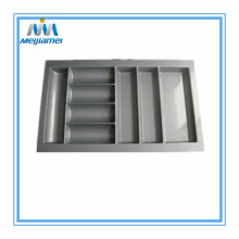 Kitchen Drawer ABS Plastic Cutlery Tray